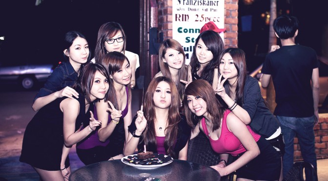 Jia Jia birthday,crazy game | xiao girl …..