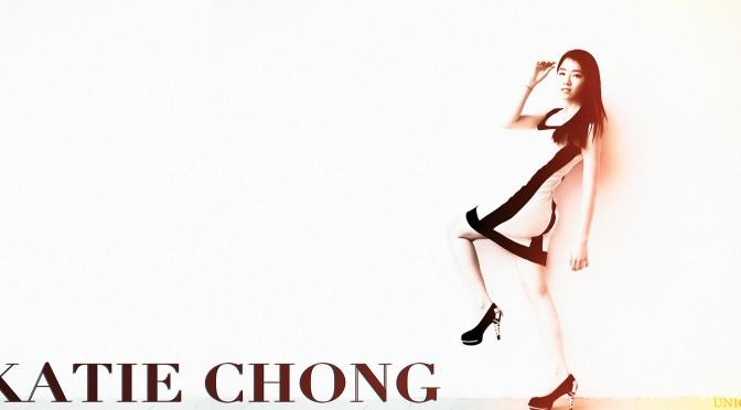 KATIE CHONG 杂志风